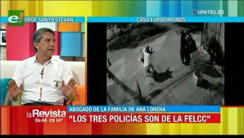 Caso EuroChronos: Investigan a tres policías por la muerte de Ana Lorena