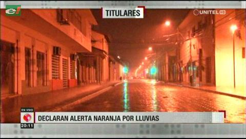 Video titulares de noticias de TV – Bolivia, noche del lunes 11 de febrero de 2019