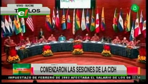 Video titulares de noticias de TV – Bolivia, mediodía del lunes 11 de febrero de 2019