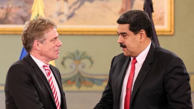 Maduro expulsa al embajador de Alemania por apoyar a Guaidó