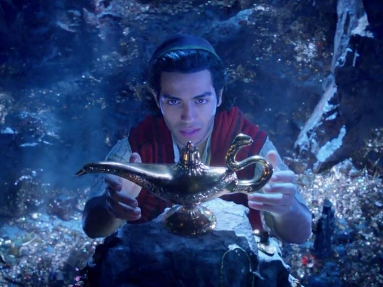 Se estrena el segundo trailer oficial de la nueva película de Aladdin