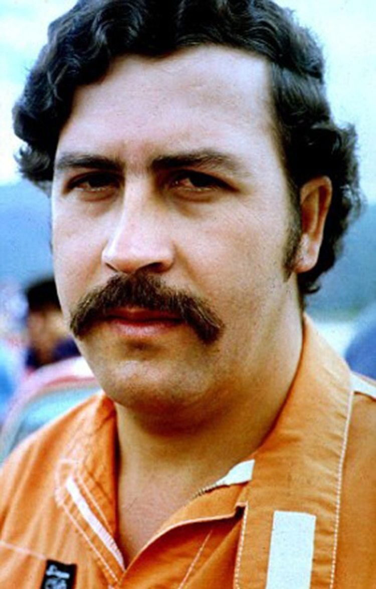 Escobar intentó una carrera política (AFP)
