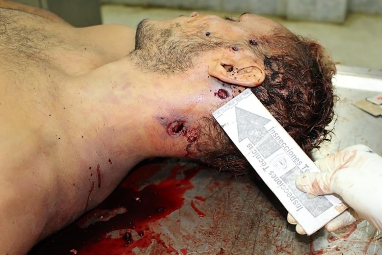 Ortega Díaz entregará a la CPI 300 fotografías sobre la masacre de El Junquito