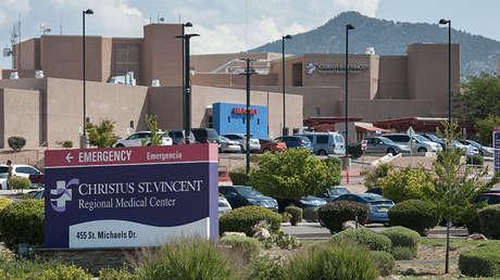 Centro Médico Regional Santa Fe's Christus St. Vincents, Albuquerque, Nuevo México, EE.UU.