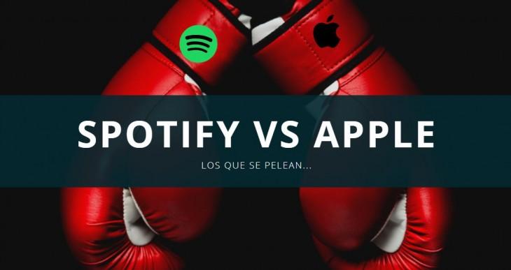 spotify vs apple