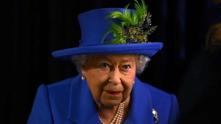La reina de Inglaterra pone fin a un ambicioso plan del príncipe Harry y Meghan Markle