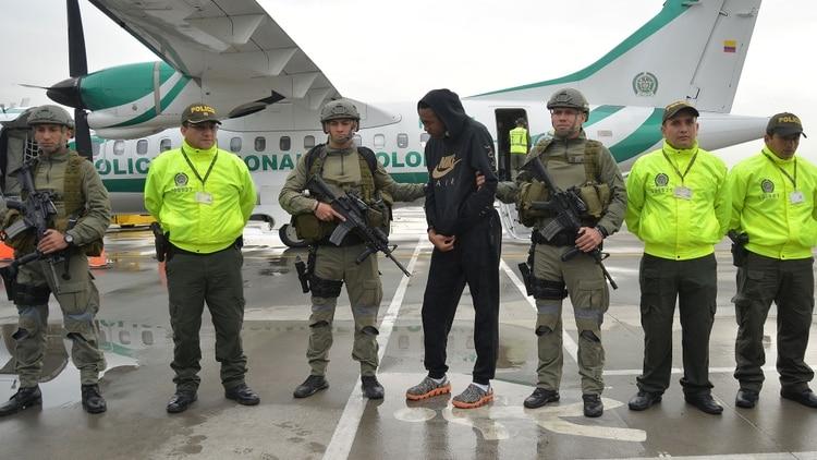 Así fue detenido el campeón de la Libertadores colombiano acusado por narcotráfico
