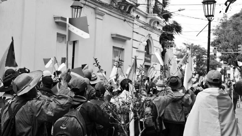 Tariquía: la contraofensiva patriarcal que violenta a las mujeres y a las comunidades