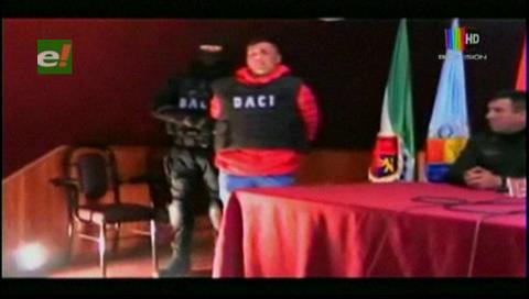 Oruro: Aprehenden a un prófugo de la justicia chilena