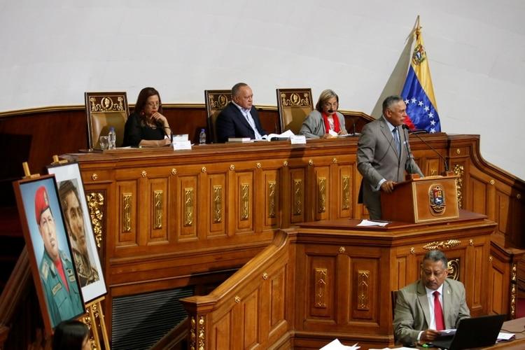 Asamblea Nacional Constituyente. (REUTERS/Adriana Loureiro)