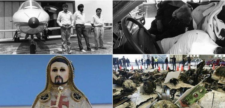 De Amado Carrillo el accidente de avión de Juan Camilo Mouriño, las teorías de la conspiración en el mundo del narco. (Foto: Especial)