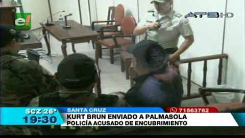 Envían a prisión al mayor que viajó con un narco a Colombia y que mandaba en el aeropuerto de Chimoré