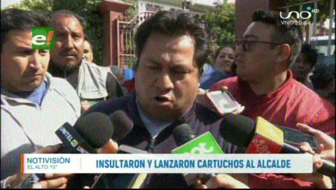 La Fiscalía investigará al Alcalde de Tiquipaya por 1 de 8 denuncias
