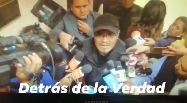 Jhazmany Torrico arremete contra reconocido periodista en Cochabamba