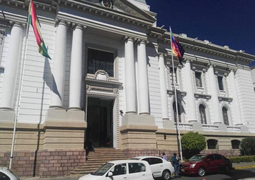 """""""Cumbre judicial"""" por el caso Montenegro"""