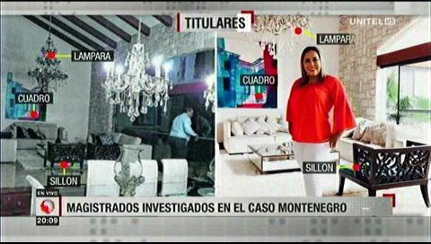 Video titulares de noticias de TV – Bolivia, noche del martes 14 de mayo de 2019