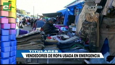 Video titulares de noticias de TV – Bolivia, mediodía del jueves 16 de mayo de 2019
