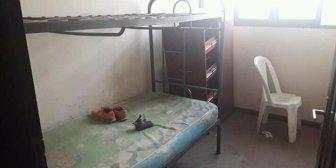 Puesto policial abandonado En estas condiciones está el puesto policial del barrio Guapurú 1,…