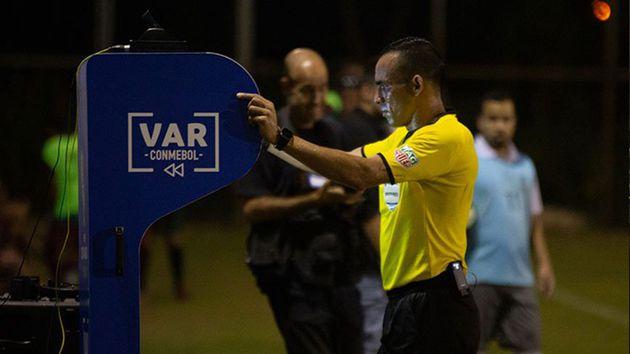Finalizó la capacitación del VAR para la CONMEBOL Copa América