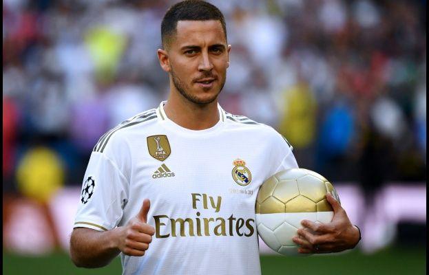 """Resultado de imagen para Hazard: """"Venir al Real Madrid era mi sueño desde pequeño"""""""