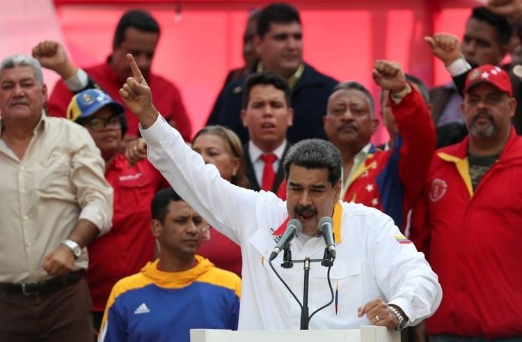 Maduro recrudeció la persecución contra la oposición tras la Operación Libertad del 30 deabril (REUTERS/Ivan Alvarado/archivo)