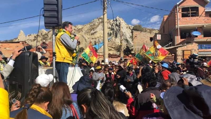 Revilla anuncia la instalación de un nuevo relleno sanitario en Alpacoma