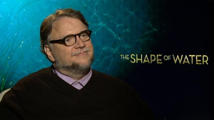 Del Toro ganó el Oscar por La forma del agua