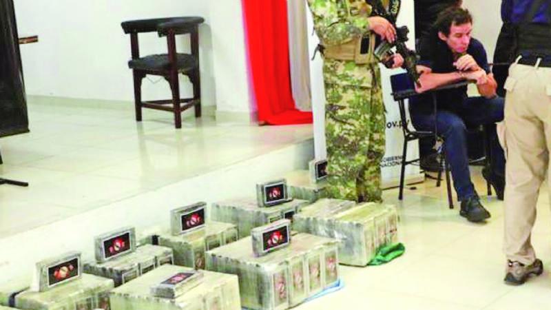 En 10 operativos clave, Paraguay confiscó 2 tn de cocaína boliviana