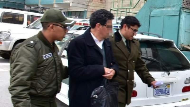 Fiscalía ordena aprehensión de otro exfuncionario de UELICN