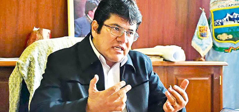 Resultado de imagen para Alcaldía de Colcapirhua, el alcalde Mario Severich