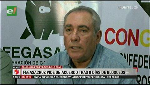 Fegasacruz pide un acuerdo tras 8 días de bloqueos en San Julián