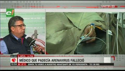 El virus que está matando doctores en Bolivia — ALERTA