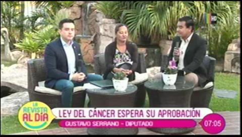 Madres de niños con cáncer se reunirán en La Paz para definir acciones y exigir aprobación de ley
