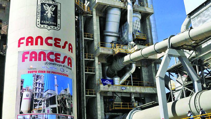 Fancesa sufre estafa por Bs 8 millones en venta de cemento