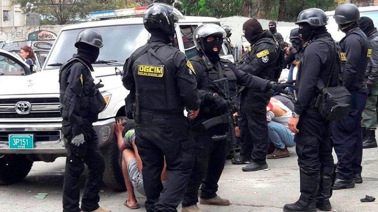Lo oficiales de la Dgcim se encargan de arrestar a cualquier sospechoso de disidencia