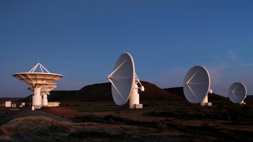 Registran una nueva señal de radio emitida desde el espacio y los científicos la atribuyen a una galaxia lejana