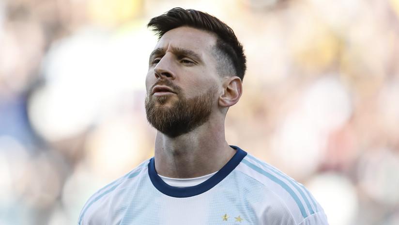 ¿Cuándo y cuántos partidos se perderá Messi debido a su expulsión contra Chile?
