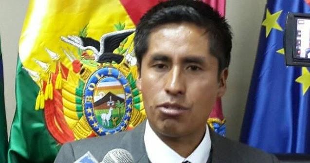 Resultado de imagen para presidente de la Brigada Parlamentaria de Oruro, Rubén Gutiérrez,