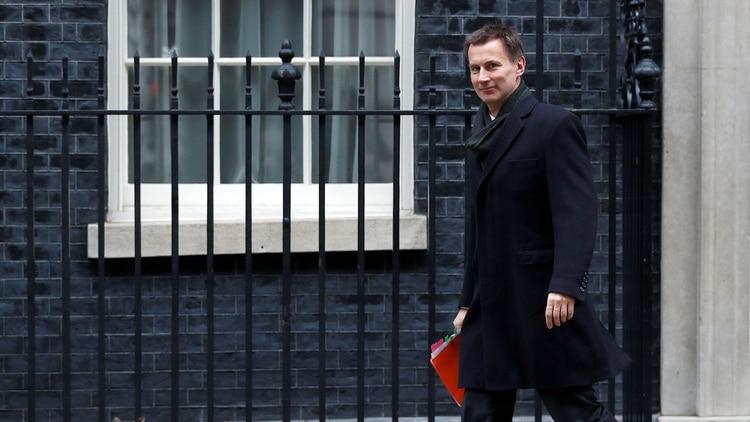 Jeremy Hunt (Reuters)