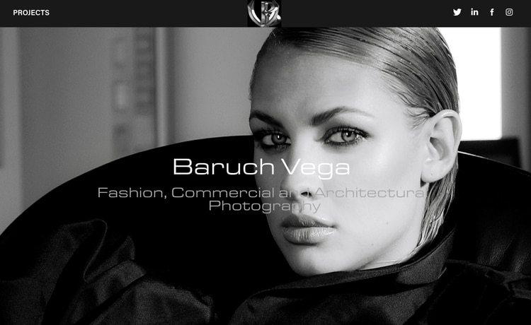 Actualmente Baruch Vega reside en Maui y se sigue dedicando a la fotografía.