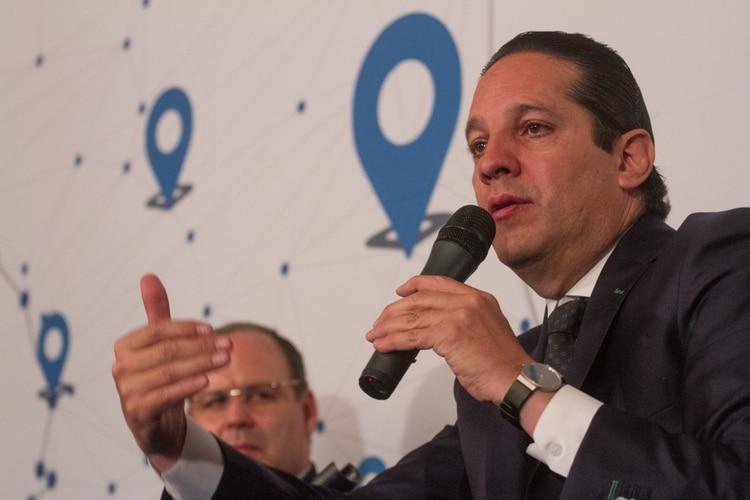 Francisco Domínguez Servién, gobernador de Querétaro, negó las acusaciones (Foto: Moisés Pablo/ Cuartoscuro)
