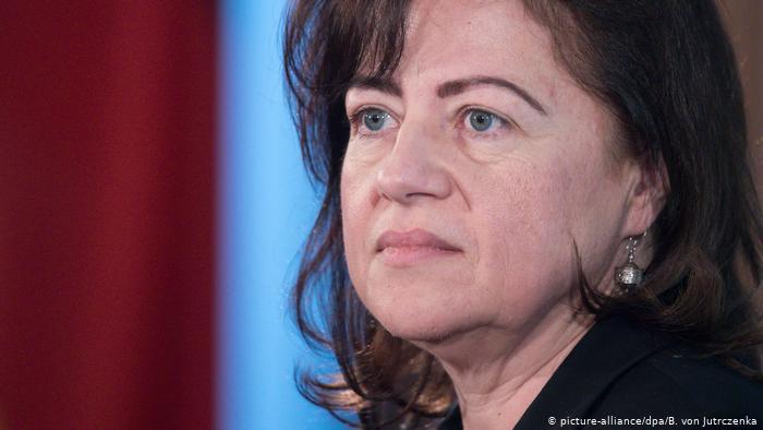 Bärbel Kofler, comisionada para Derechos Humanos y Asistencia Humanitaria de Alemania