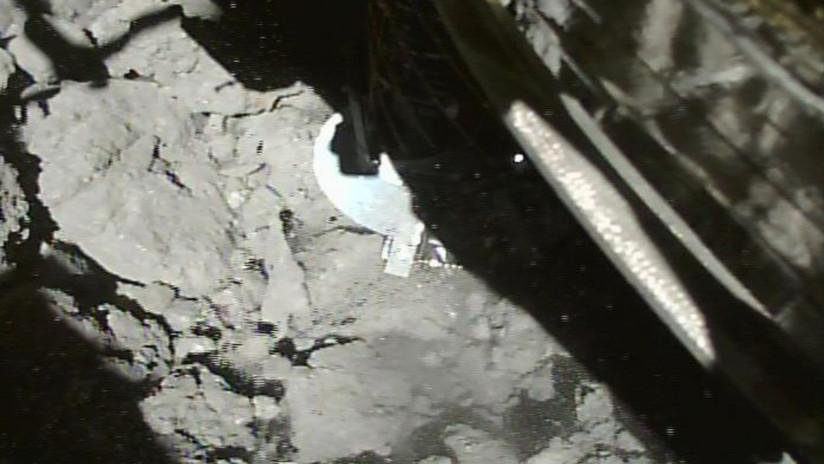 FOTOS: Captan el aterrizaje de una sonda espacial japonesa sobre un asteroide