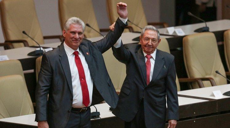 Miguel Díaz Canel fue elegido como nuevo presidente de Cuba el 19 de abril de 2018 (Reuters)