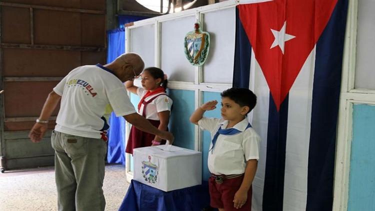 Elecciones municipales en Cuba