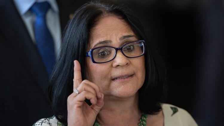 Ministra brasileña: