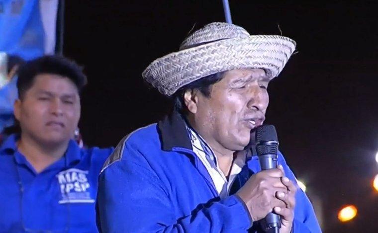 Perdimos el Mar, Perdimos la Chiquitania, perdimos la dignidad, perdimos la democracia, pe…