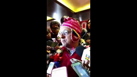 Shirley Franco es la candidata a vicepresidente de Ortiz con Bolivia Dice No