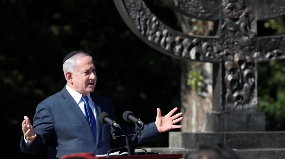 Israel disparó contra un avión comercial por error