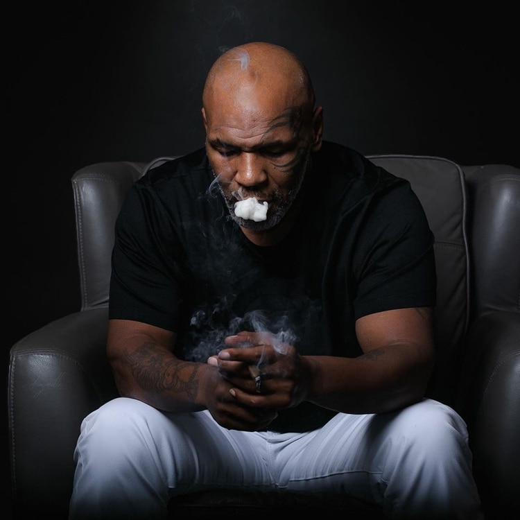Tyson habló en su podcast (IG: @tysonranchofficial)